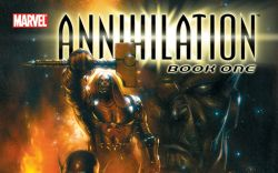 Annihilation Book 1 (2007) TPB