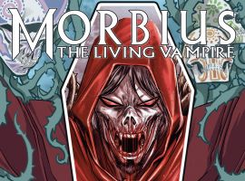 MORBIUS: THE LIVING VAMPIRE 9 (NOW)