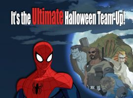 Spidey joins forces with the Howling Commandos in a special one-hour Marvel's Ultimate Spider-Man Halloween event