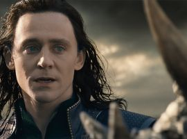 Tom Hiddleston stars as Loki in Marvel's Thor: The Dark World
