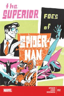 The Superior Foes of Spider-Man #12