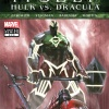 Hulk Vs. Dracula (2011) #3 cover