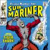 Sub-Mariner (1968) #5 Cover