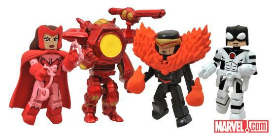 Diamond Select Avengers Vs. X-Men Minimates