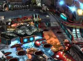 Avengers: Age of Ultron in Marvel Pinball