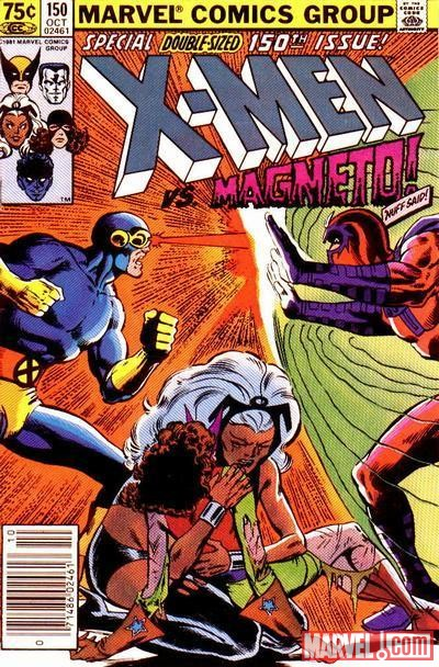 Image Featuring Cyclops, Magneto, Storm