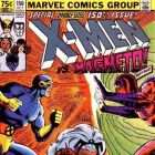Image Featuring X-Men, Cyclops, Magneto