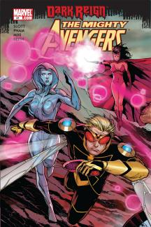 Mighty Avengers (2007) #21