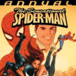 Sensational Spider-Man Annual (2007)