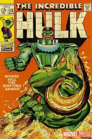 INCREDIBLE HULK (1962) #113 (Cover)