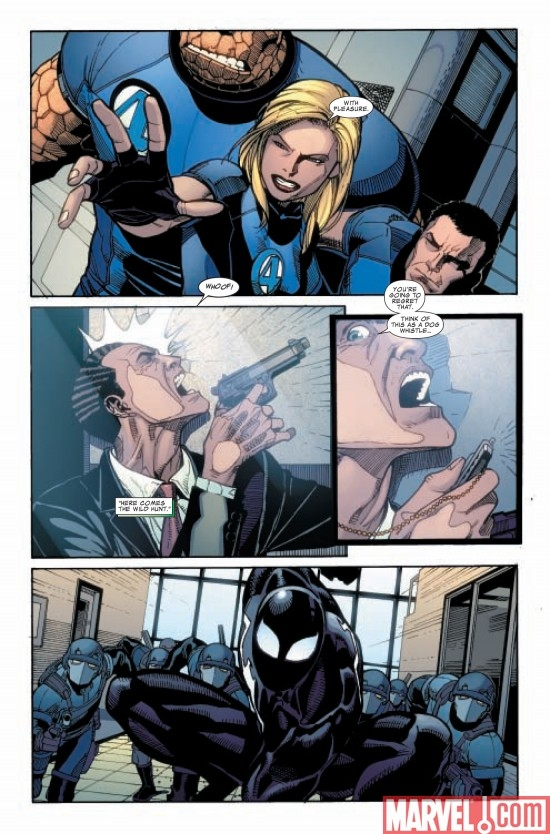 DARK REIGN: FANTASTIC FOUR #5, page 4