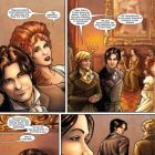 PRIDE &amp; PREJUDICE #1 preview page 8