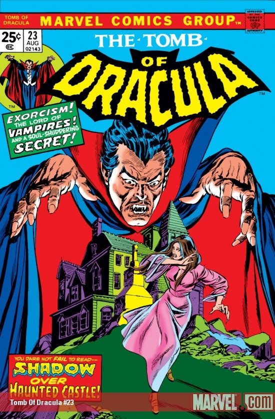 Tomb Of Dracula #23