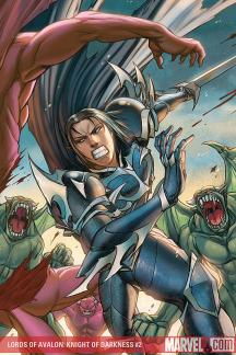Lords of Avalon: Knight of Darkness #2