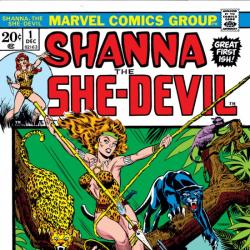 Shanna the She-Devil (1972 - 1973)