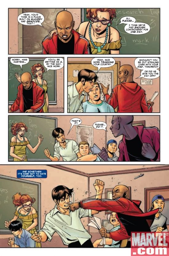 YOUNG AVENGERS PRESENTS #1, page 3
