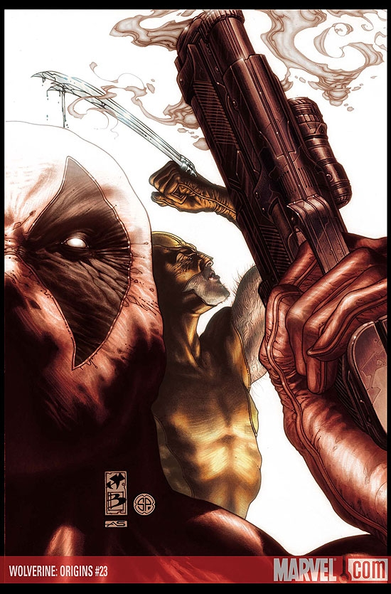 WOLVERINE: ORIGINS #23