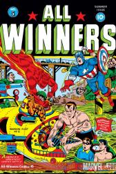 All-Winners Comics #5