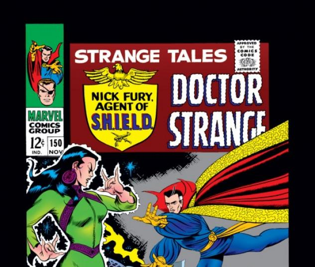 Strange Tales #150