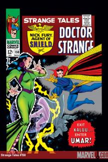 Strange Tales (1951) #150