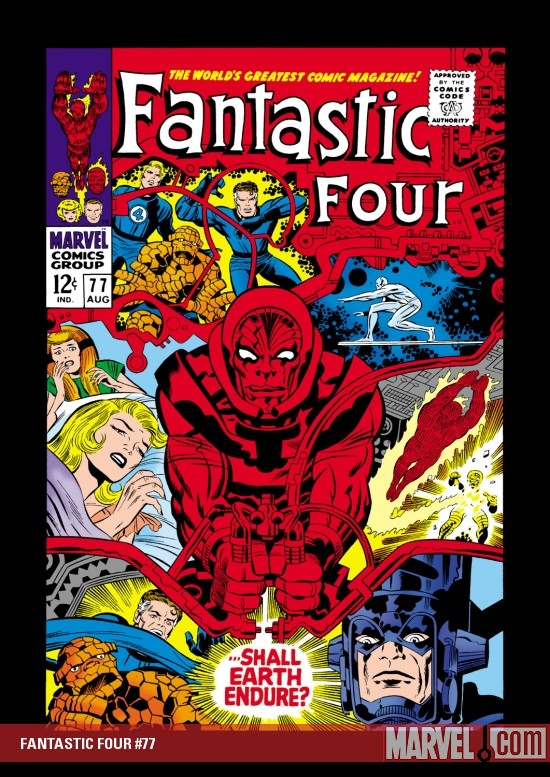 FANTASTIC FOUR #77