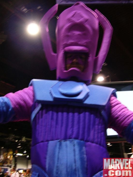 Galactus: Devourer of Chicago