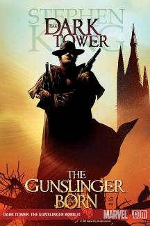 Dark Tower: The Gunslinger Born (2007) #1