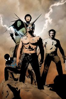 Marvel Nemesis: The Imperfects #6