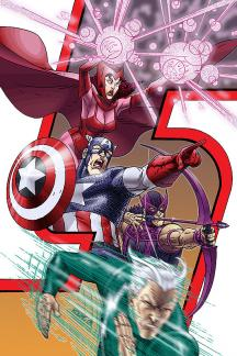 Avengers: Earth's Mightiest Heroes (2004) #8