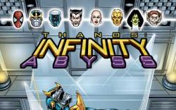 INFINITY ABYSS TPB COVER