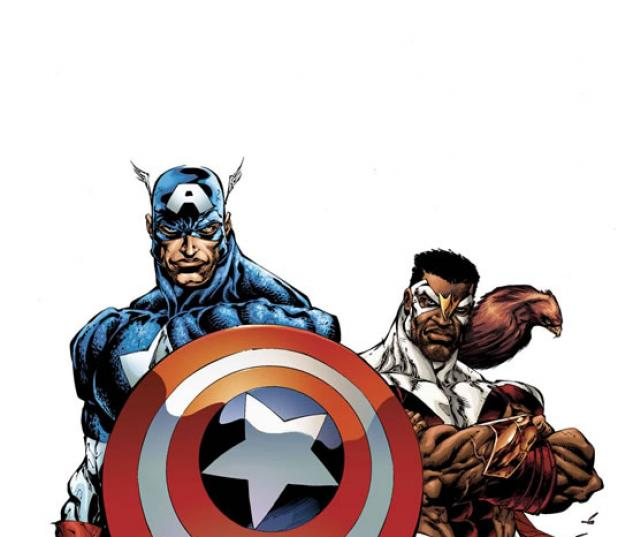 CAPTAIN AMERICA & THE FALCON (2003) #1 COVER