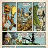 THE MARVELOUS LAND OF OZ #6 preview art by Skottie Young