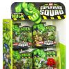 Hulk Super Hero Squad Display