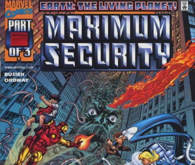 Maximum Security #2