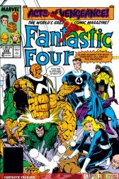 Fantastic Four #335 