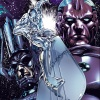 Silver Surfer (2011) #1 cover by Carlo Pagulayan