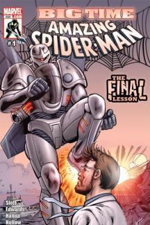 Spider-Man: Big Time (2010) #1