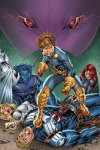 Onslaught Unleashed (2010) #1 (LIEFELD VARIANT B)