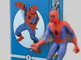 Limited Edition Spider-Man Statuette from Dark Horse Deluxe