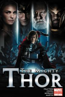 The Mighty Thor #1  (2nd Printing Variant)