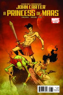 John Carter of Mars: A Princess of Mars (2011) #1