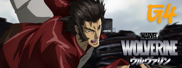 Wolverine Anime