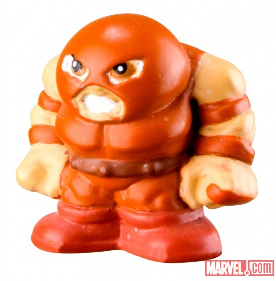 Marvel Squinkies- Juggernaut