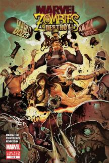 Marvel Zombies Destroy! #1