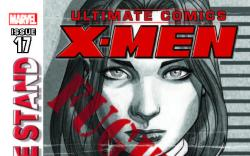 ULTIMATE COMICS X-MEN 17 (WITH DIGITAL CODE)
