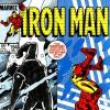 Iron Man #194 cover