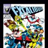 Excalibur (1988) #57 Cover