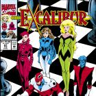 Excalibur (1988) #47 Cover