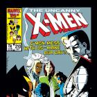 Uncanny X-Men (1963) #210 Cover