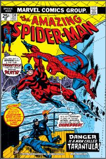 Amazing Spider-Man (1963) #134